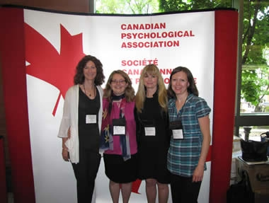 Canadian Psychological Association Annual Conference 2013